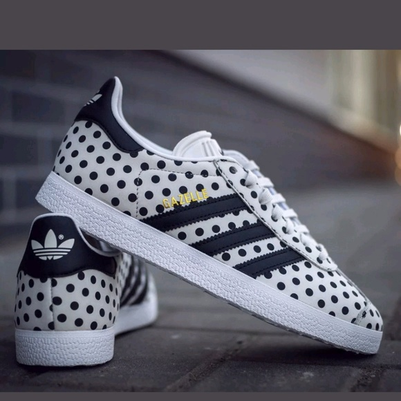 Adidas x the Farm gazelle shoes